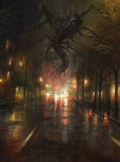 Weird, horror and fantastic: pages and news from this and other worlds. Cthulhu Art, Call Of Cthulhu, Creature Concept Art, Creature Design, Creature Feature, Apocalypse World, Lovecraftian Horror, Eldritch Horror, Science Fiction