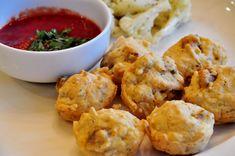 Day 13: Pizza Puffs, Roasted Cauliflower and Kale Salad #veganpopup #vegan #food #dinner #pizza