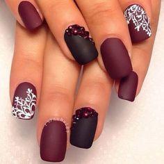 nails.quenalbertini: Autumn Nail Design   Glaminati