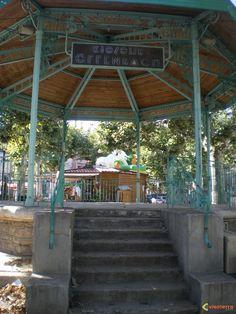 Le kiosque Offenbach