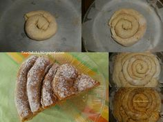 Γλυκιά στριφτή κολοκυθόπιτα με ένα ξεχωριστό χωριάτικο φύλλο | Tante Kiki Main Dishes, Muffin, Bread, Breakfast, Sweet, Christmas, Blog, Recipes, Main Course Dishes