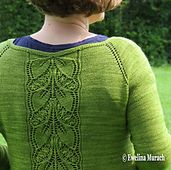 Ravelry: Leaf Lace Cardigan (adult) pattern by Ewelina Murach