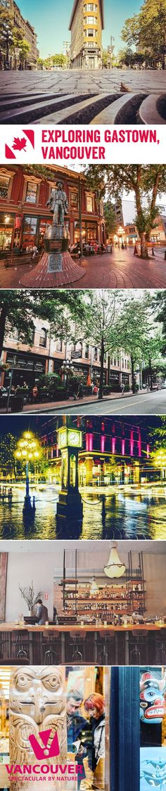 Incredible shopping and art galleries, European and Asian-fusion gourmet treats, and even the world's first steam-powered clock, Gastown is a charming independent district you won't want to miss
