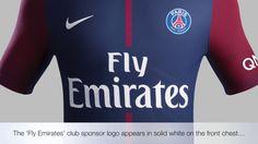 Nike Paris Saint-Germain 2017/18 Home Jersey