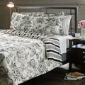 Cordoba Black Twin-size 2-piece Comforter Set | Overstock.com Shopping - The Best Deals on Comforter Sets