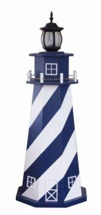 Lawn U0026 Garden Decor U203a Wooden Lighthouses U203a