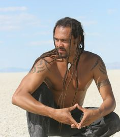 Michael Franti- He is so hot and the Bob Marley of our generation :)