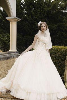Jill Stuart Wedding Dresses 2012 — The Eighth Collection | Wedding Inspirasi