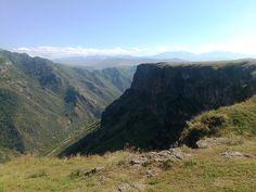 Armenia, view from Odzun.