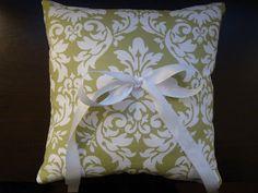 Wedding Ring Pillow - DIY