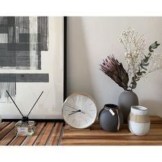 Clock, Wall, Instagram, Home Decor, Watch, Homemade Home Decor, Clocks, Decoration Home, The Hours