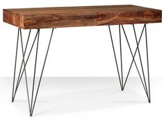Axel midcentury-style desk at Swoon Editions