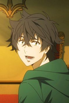 Anime: The Rising of the Shield Hero (Tate no Yuusha no Nariagari) Episode 1 Otaku Anime, Manga Anime, Hero Meme, Anime Wolf Girl, Attack On Titan Eren, Spice And Wolf, Wallpaper Naruto Shippuden, Nisekoi, Cute Anime Character
