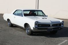 White 1967 GTO My Dream Car, Dream Cars, 1967 Gto, 67 Pontiac Gto, Fancy Cars, American Muscle Cars, Northern California, Old Cars, Cars And Motorcycles