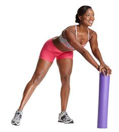Short shorts workout!