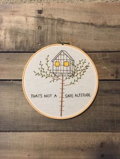A personal favorite from my Etsy shop https://www.etsy.com/listing/266561309/moonrise-kingdom-embroidery