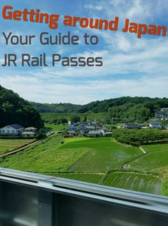 Japan has a large train system that covers Tokyo extensively and can get you to pretty much any major city in Japan. Check out the best way to get around!