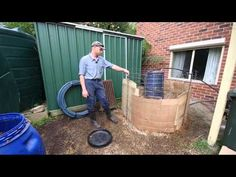 "▶ Compost Heater - Permaculture Our Urban Design Part 6 - YouTube When it's made right, compost creates heat. And that heat can be put to good use. Search YouTube for ""compost"" and ""heat,"" and you'll find plenty of videos exploring compost-heated showers and greenhouses. But permaculture expert Chris Towerton has been experimenting with a heat exchange system to power a radiator in one of his upstairs bedrooms."