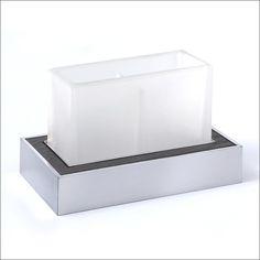 Elite #bicchiere in #pietra lavagna nera Buy on #fuoridesign