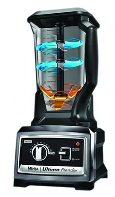 I just got one of these for christmas and I must say its the best blender ive ever had Ninja Ultima Blender