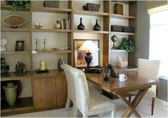 turning a dining room into an office | Turning a Dining Room into a Home Office