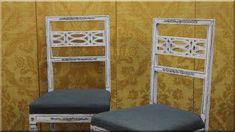 klasszicista antik bútor Decor, Furniture, Floor Chair, Vintage House, Chair, Home Decor, Flooring, Dining Chairs, Vintage