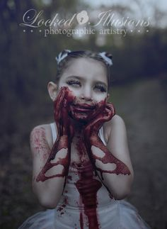 Eerie | Creepy | Surreal | Uncanny | Strange | 不気味 | Mystérieux | Strano | Photography | Little Zombie Ballerina by Brit Bentine on 500px