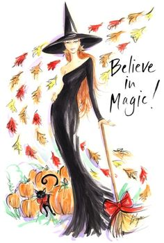 ✯*Believe in Magic :: Artist Jennifer Lilya*✯ I do!