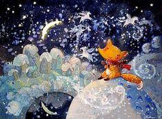 Милые иллюстрации Анастасии Столбовой - СЧАСТЬЕ ЕСТЬ!