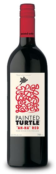 A really reasonablt priced Red that will surprise you :) Turtle Painting, Wines, Red Wine, Alcoholic Drinks, Bottle, Glass, Drinkware, Flask, Corning Glass