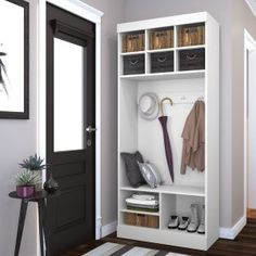 Bestar Wood Closet Organizers on Hayneedle - Shop Wood Closet Organizers by Bestar