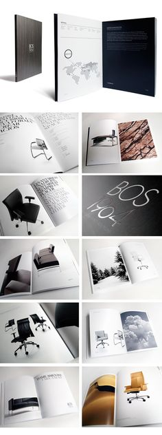 EDITORIAL by Mark Brooks, via Behance