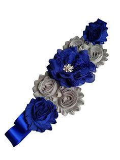 Wedding Sash Belt, Maternity Sash, Romantic Flowers, Sash Belts, Fashion Brands, Wreaths, Amazon, Amazons, Door Wreaths