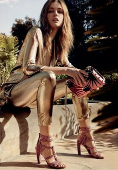 Jimmy Choo Ad Campaign Spring Summer 2016