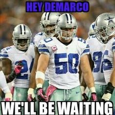 Were coming for u demarco murray Dallas Cowboys Decor, Cowboys 4, Dallas Cowboys Football, Nfl Football Teams, Best Football Team, Football Memes, Sports Teams, Nfc East Champions, How Bout Them Cowboys