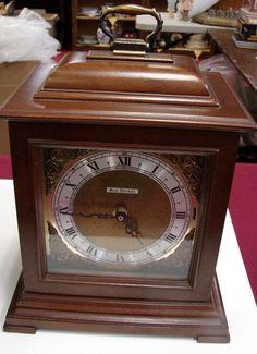 Seth Thomas Edinburgh Vintage Mantle Clock