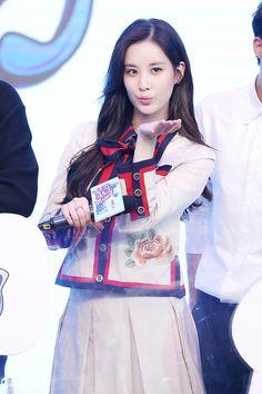 Seo Pretty :: 160518 영화 제작발표회 서현 15p