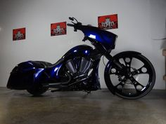 Victory Cross Country, Victory Motorcycles, Baggers, Big Wheel, Custom Bikes, Victorious, Biker, Candy, Board