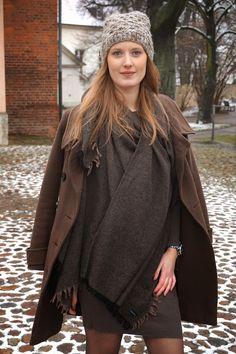 #fraas #madeingermany #Poncho #scarf #Fashion