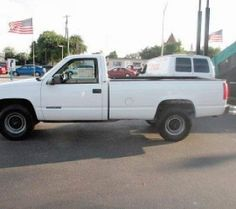 1999 #Gmc 3500 SLHD Light Duty #Trucks @ www.cheaptruckstrader.com Used Trucks, The Office, Trailers, Seo, Automobile, Finance, Bollywood, Gadgets, Android
