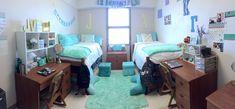 University of South Carolina dorm room #Capstone