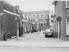 Hendrikstraat Leiden (jaartal: 1980 tot 1990) - Foto's SERC