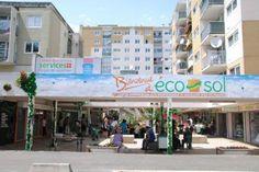 Un centre commercial éco-solidaire à Limeil-Brévannes