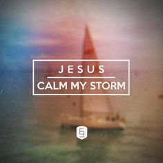"""spiritualinspiration:  What do you do when the storms of life seem to be raging against you? One time Jesus was with His disciples in a boat out on the water when they encountered a great storm. The disciples were very afraid but Jesus, on the other hand, was fast asleep. When the disciples woke Him up to see if He could helpthem, Jesus got up and simply spoke to the storm, """"Peace! Be still."""" And the seas were calm again.When difficult times come, you don't have to be overwhelmed by the ..."""