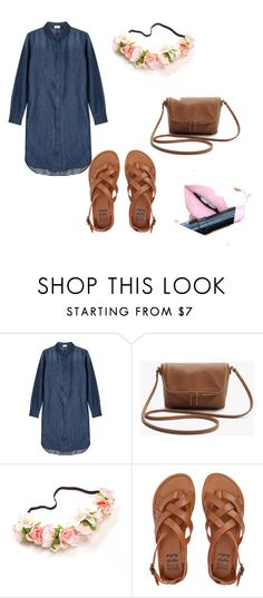 """Spring Time"" by lepps ❤ liked on Polyvore featuring Closed, Billabong and Fiebiger"