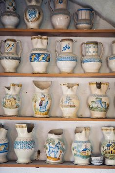 Grottaglie A Fabulous Ceramics Townin Puglia Italy- My Addresses. //  Boeing Italy