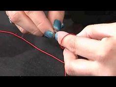 Crocheting a Soda Tab Heart & Clover