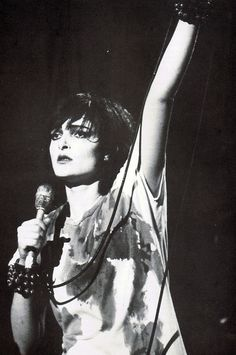 Siouxsie Sioux, Siouxsie and the Banshees