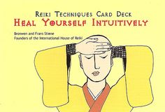 Reiki Techniques Card Deck