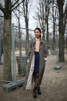 Kamilya Kuspan, Street Style